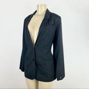 Sanctuary tie back blazer